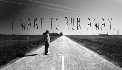 I-want-To-Run-away