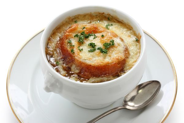 Perfect French Onion Soup | Shanpagne all around