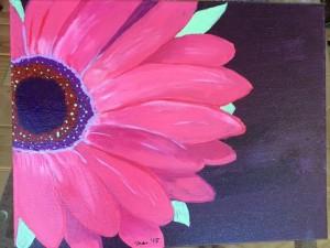Pink Flower 03.08.15